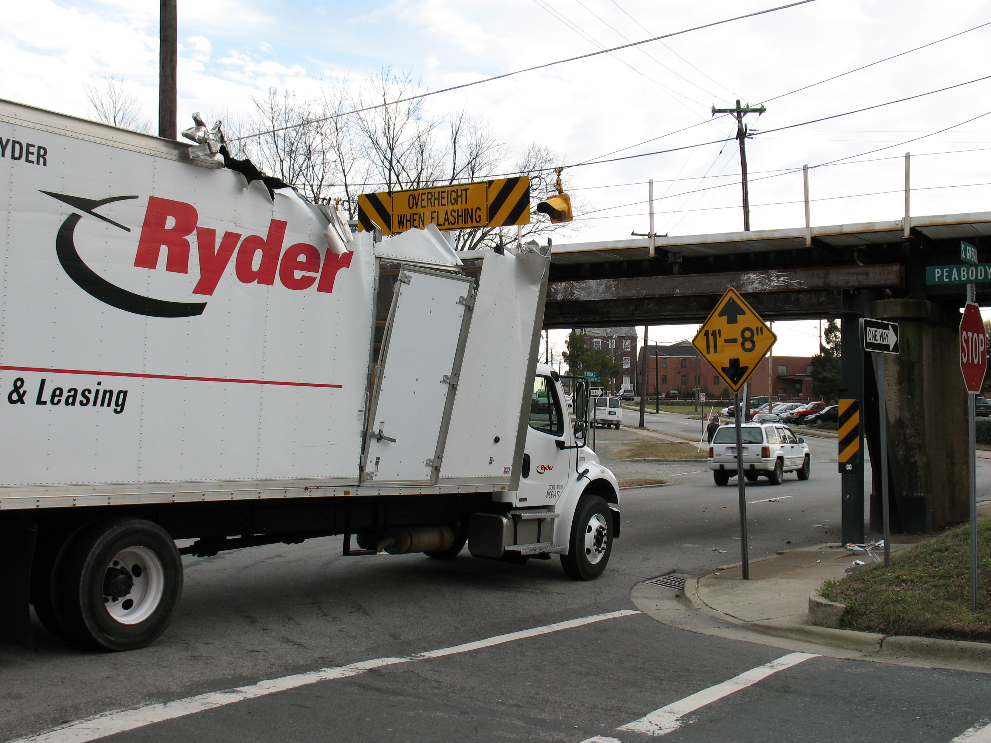 Ryder Truck 2 13 09